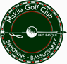 logo golf de bassussarry site de golfetemer