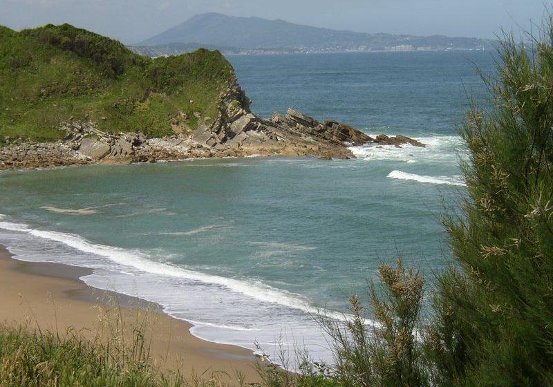 plage mayarco golfetmer saint jean de luz pays basque