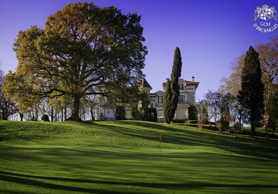 golf arcangues pour golfetemr